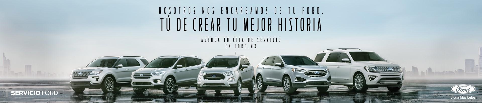 Ford Dinastía Oaxaca