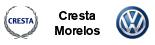 Logo Volkswagen Cresta Morelos