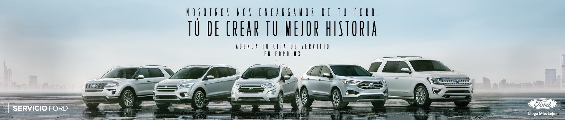 Ford Tabasco Centro