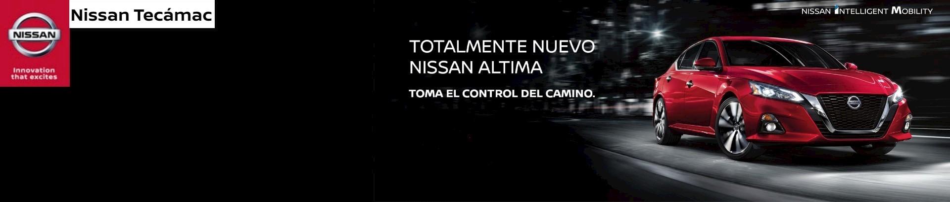 Nissan Tecámac