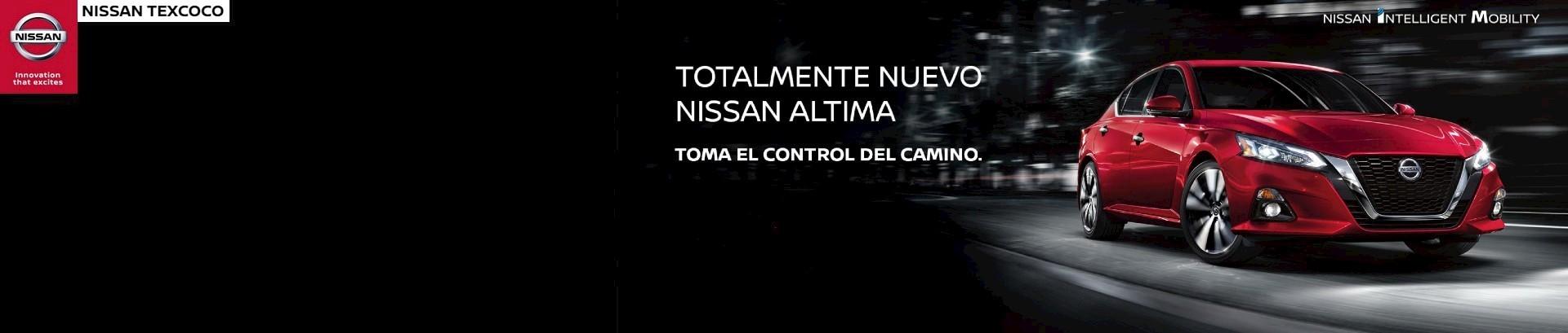 Nissan Texcoco