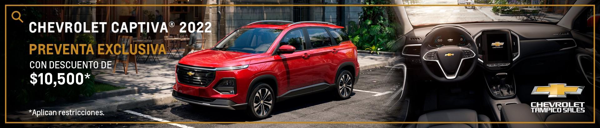 Chevrolet Tampico Sales