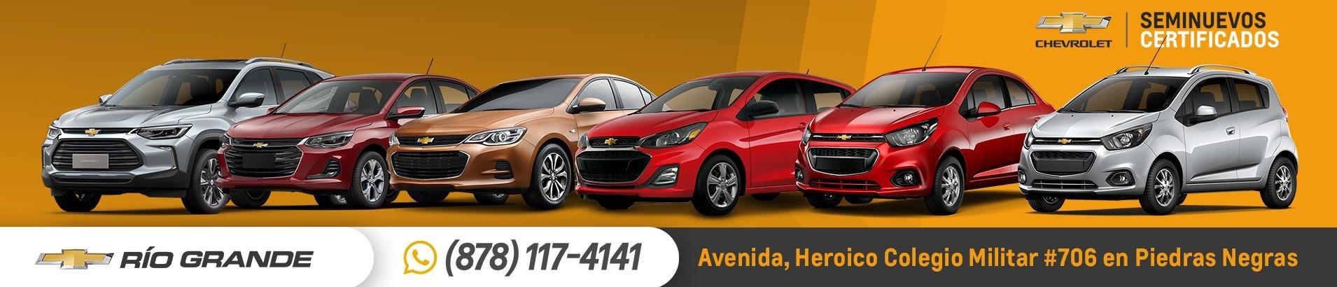 Chevrolet Piedras Negras
