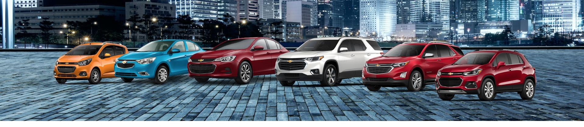 Chevrolet Balderrama Puebla