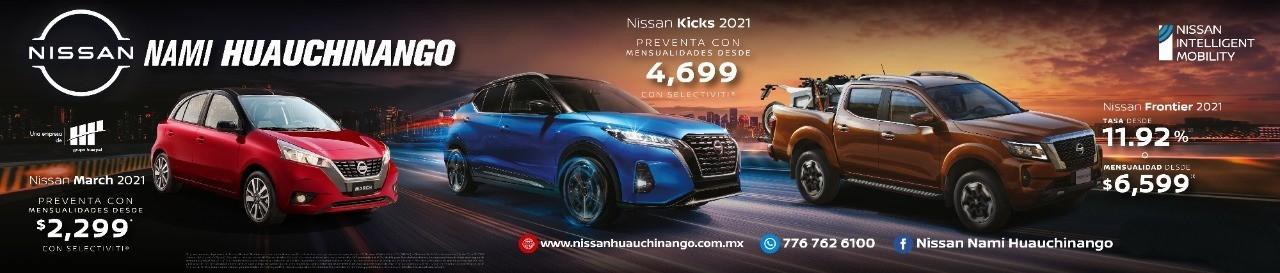 Nissan Huauchinango