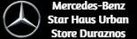 Logo Mercedes Benz Star Haus Urban Store Duraznos