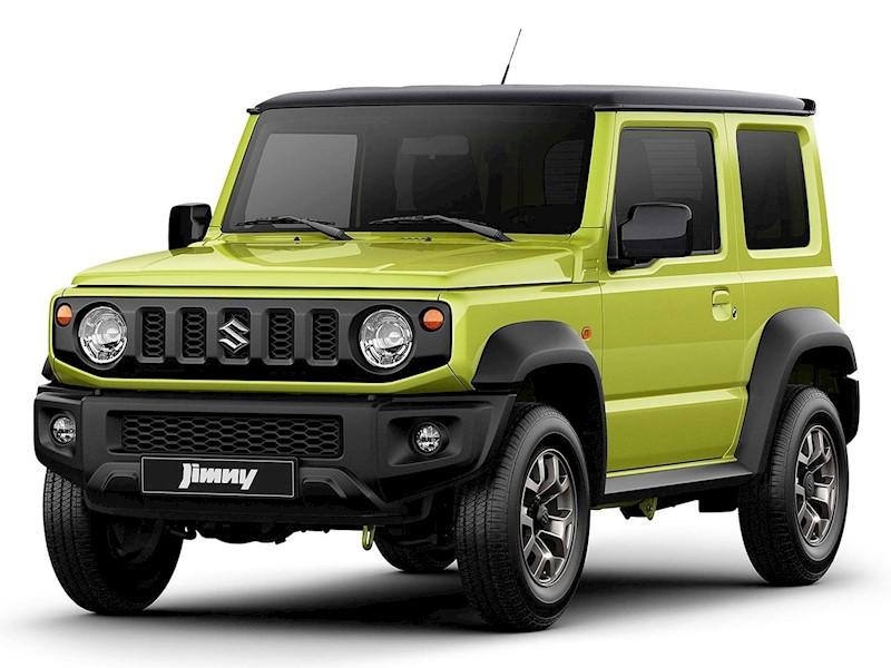 Foto Suzuki Jimny 1.4 GLX Aut   nuevo color A eleccion precio $103.680.000