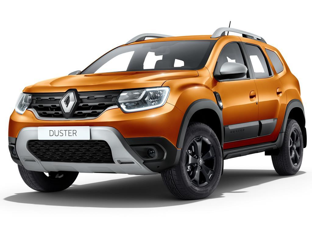 Foto Renault Duster Iconic Aut nuevo color A eleccion precio $375,100