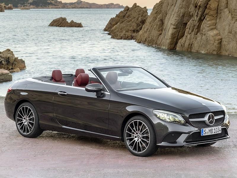 Foto Mercedes Clase C 300 Convertible Aut nuevo color A eleccion precio $1,045,000
