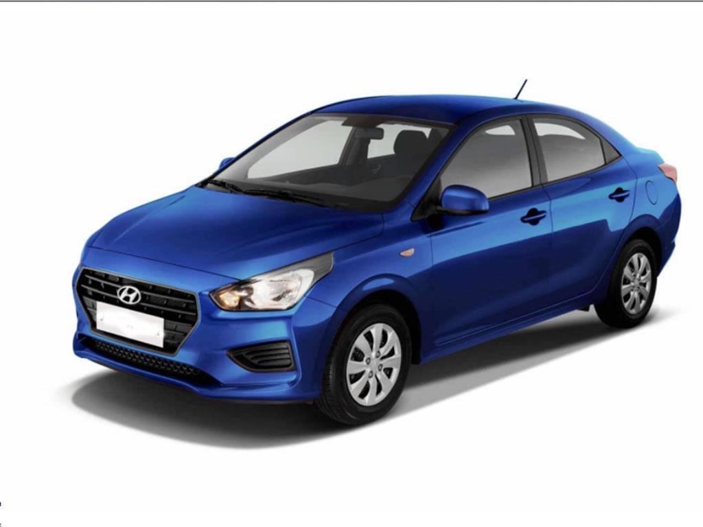 Foto Hyundai Verna 1.4L  nuevo color A eleccion precio u$s11,090
