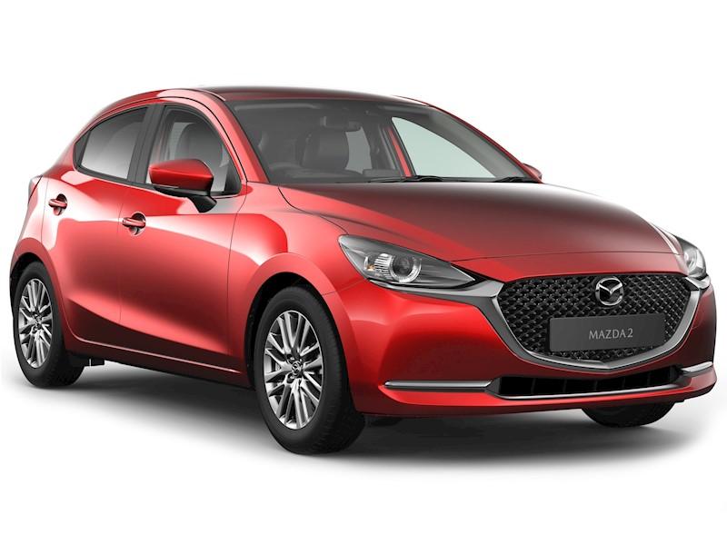 foto Mazda 2 Grand Touring   nuevo color A elección precio $64.100.000