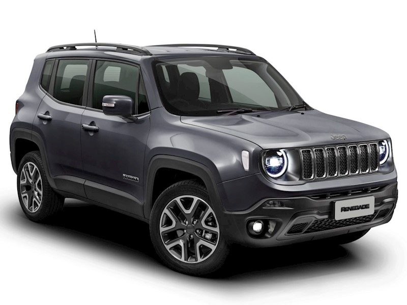 foto Jeep Renegade