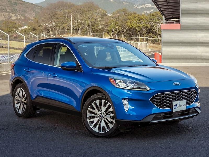 foto Ford Escape SE Hybrid nuevo color A elección precio $708,800