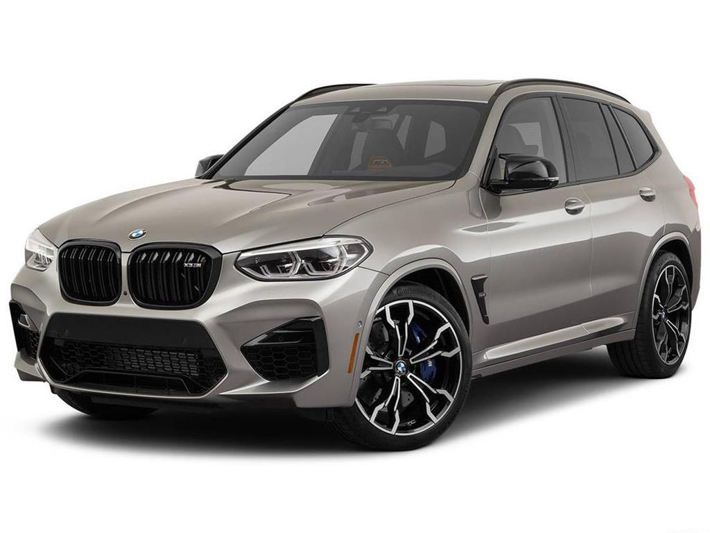 Foto BMW X3 M Competition nuevo color A eleccion precio $1,935,000