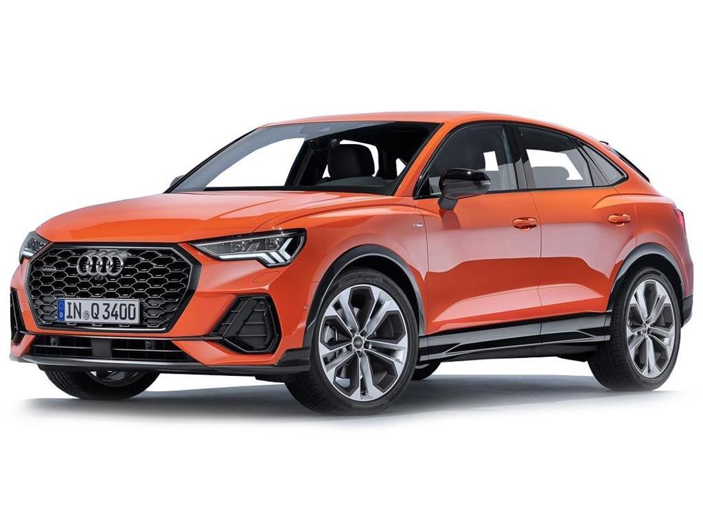 Foto Audi Q3 2.0T Select  nuevo color A eleccion precio $724,900