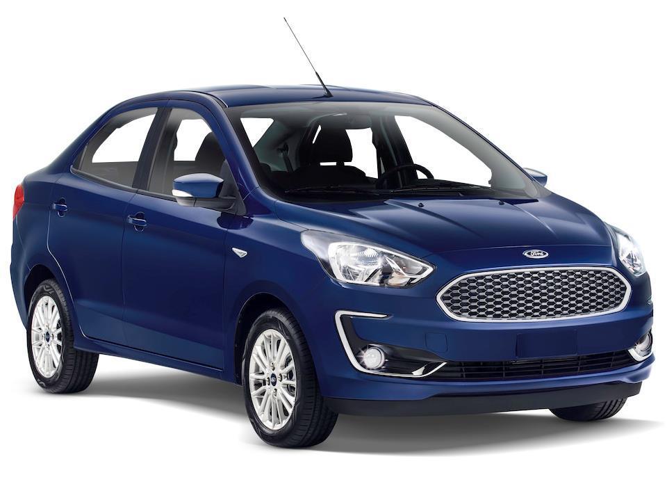foto Ford Figo Sedán Impulse  nuevo color A elección precio $256,800