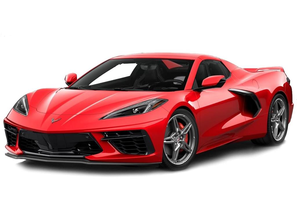 Foto Chevrolet Corvette Stingray Z51 Performance Package nuevo color A eleccion precio $2,710,900