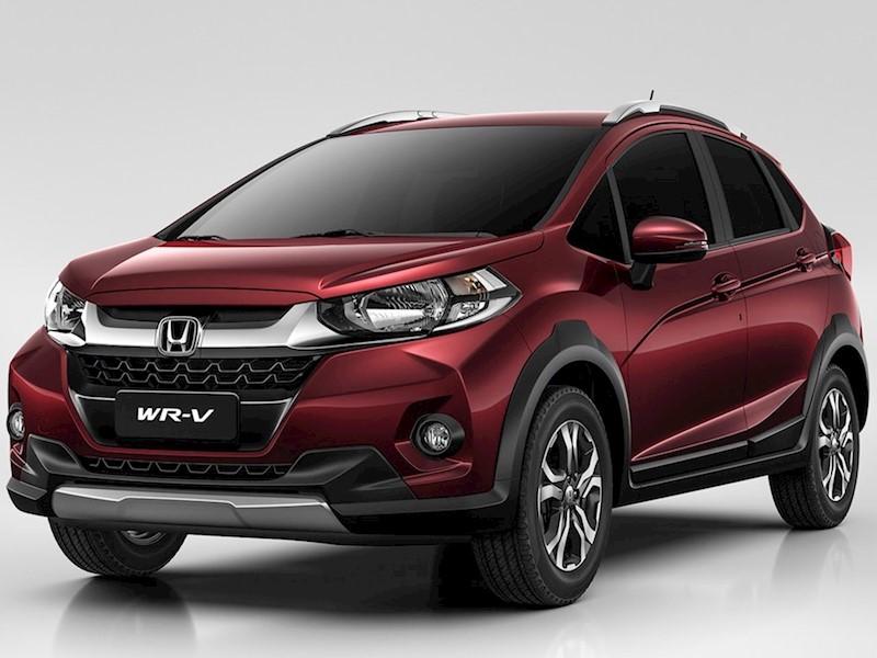 foto Honda WR-V