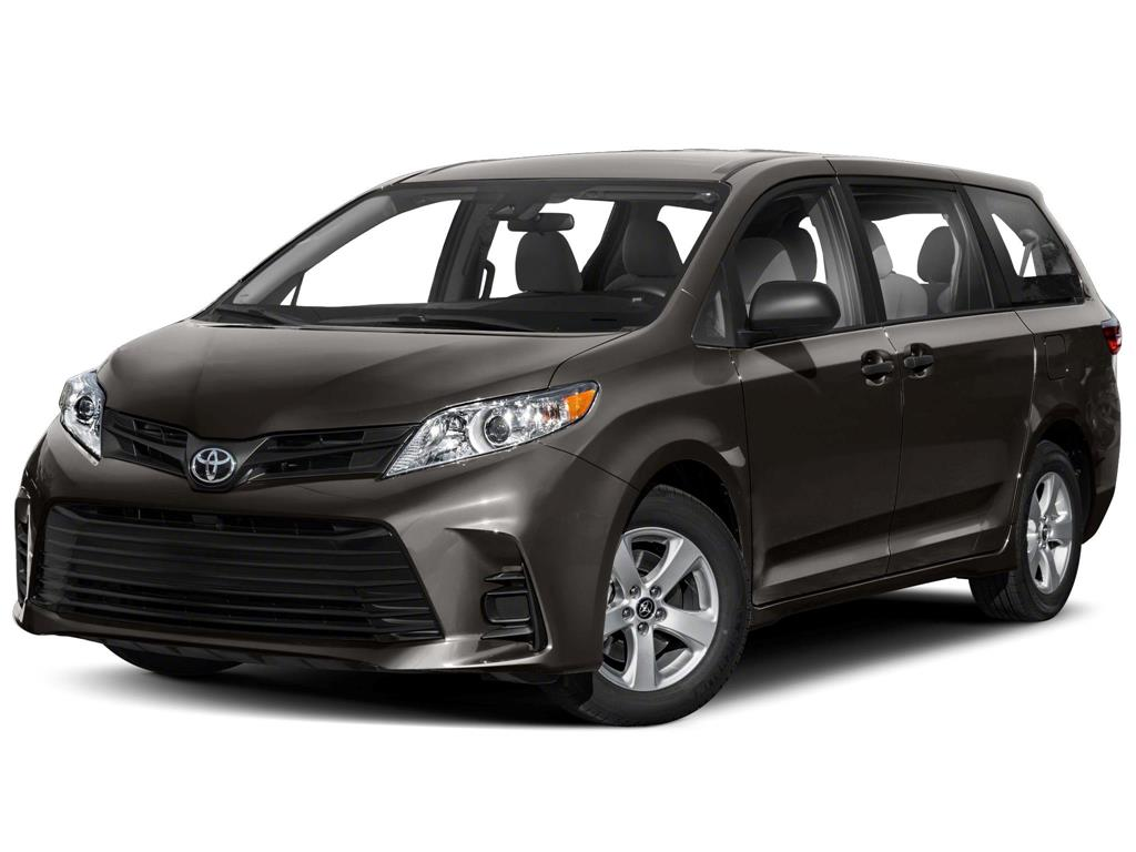 Foto Toyota Sienna LE  nuevo color A eleccion precio $602,900