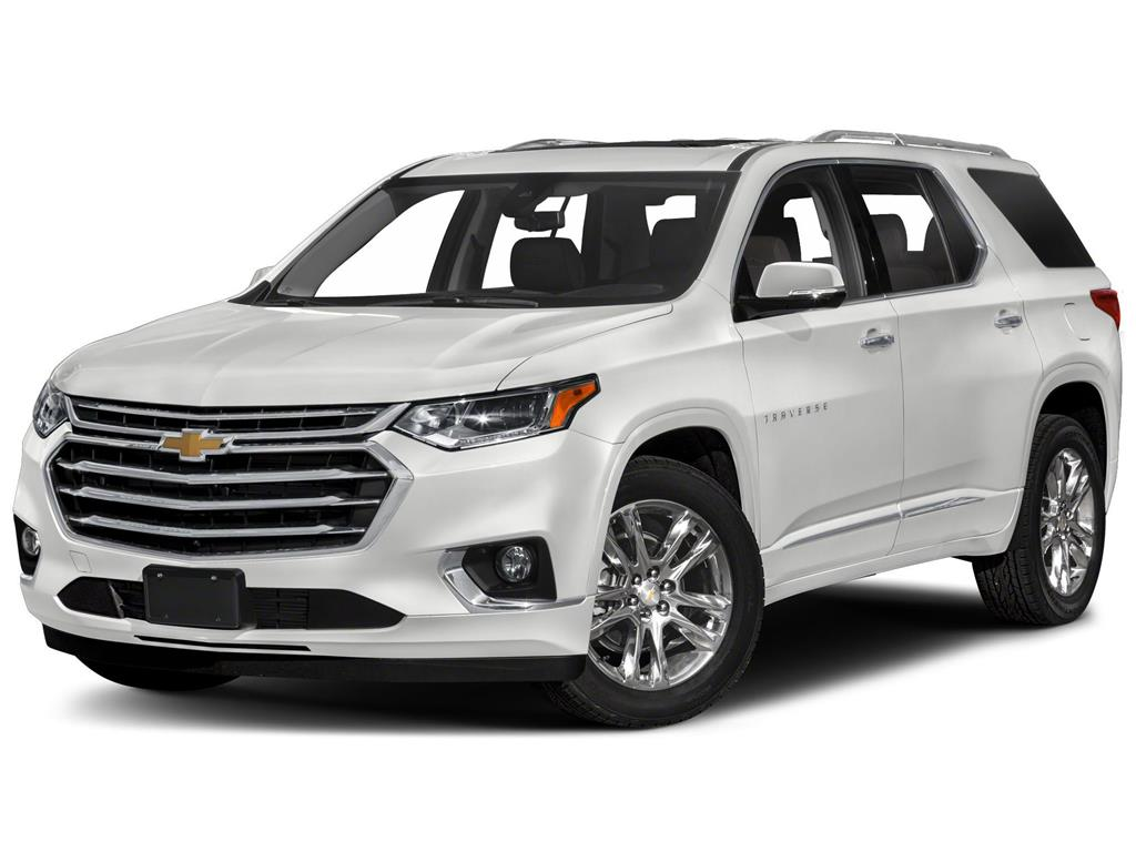 Foto Chevrolet Traverse LT 8 Pasajeros  nuevo color A eleccion precio $981,900