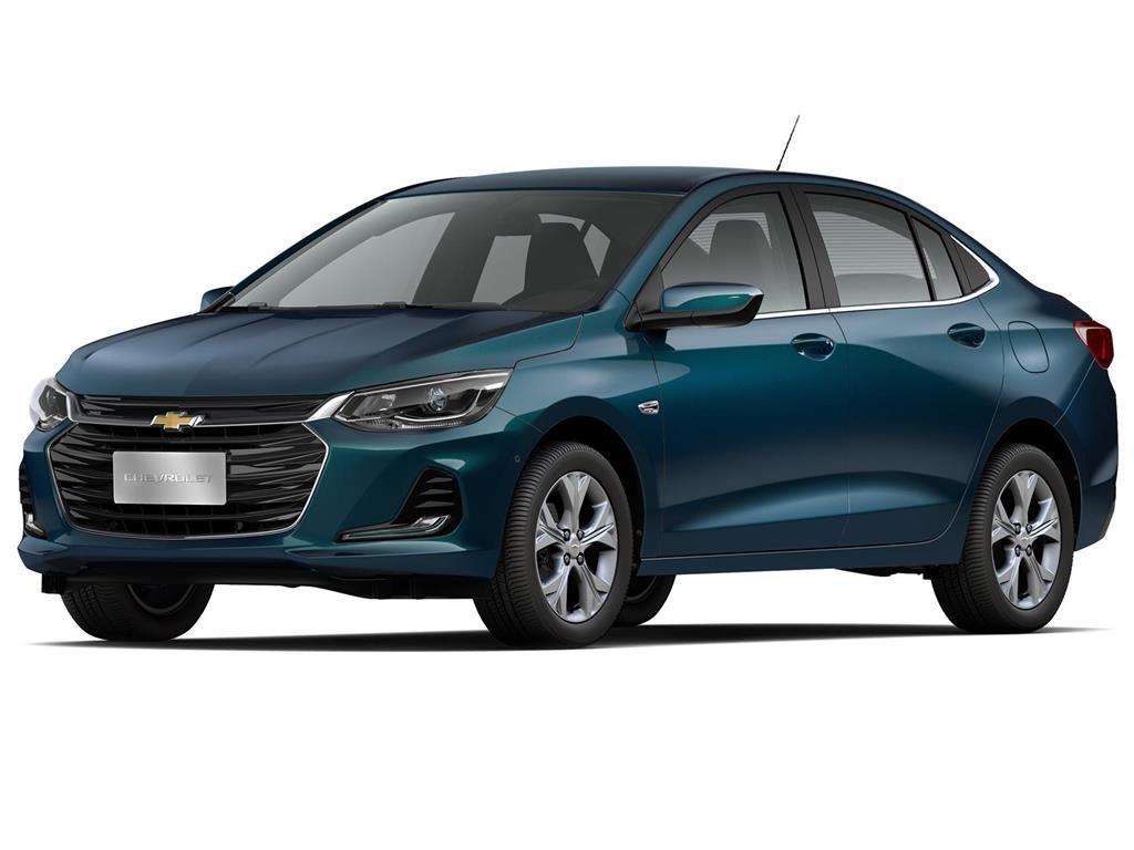 foto Chevrolet Onix LT Aut nuevo color A elección precio $313,600