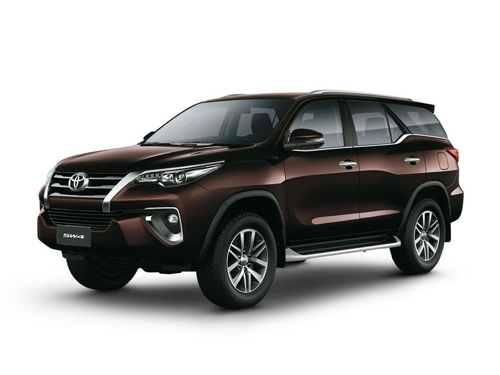 Foto Toyota SW4 SRX 2.8 TDi 7A nuevo color A eleccion precio $5.837.800