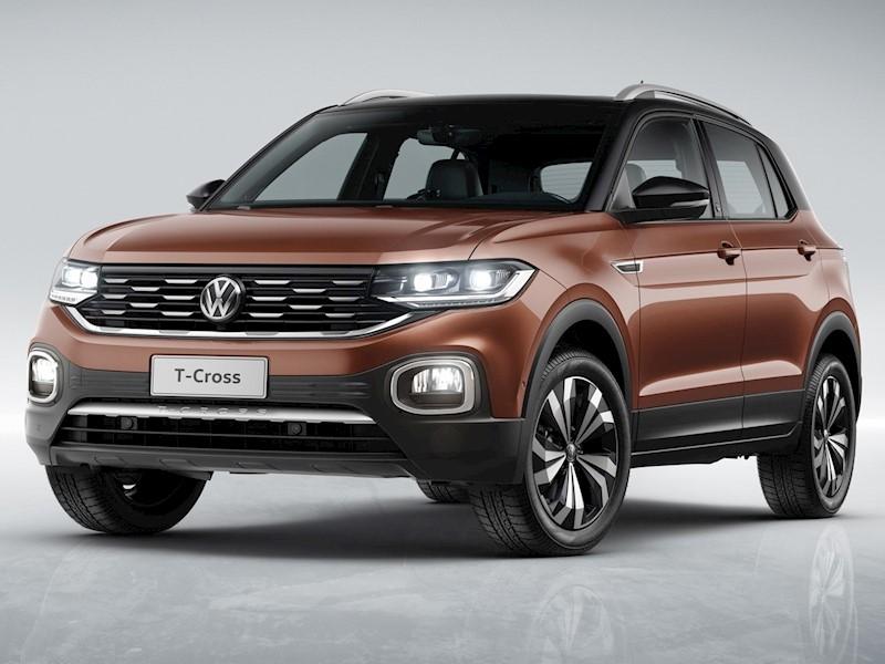 foto Volkswagen T-Cross Trendline nuevo