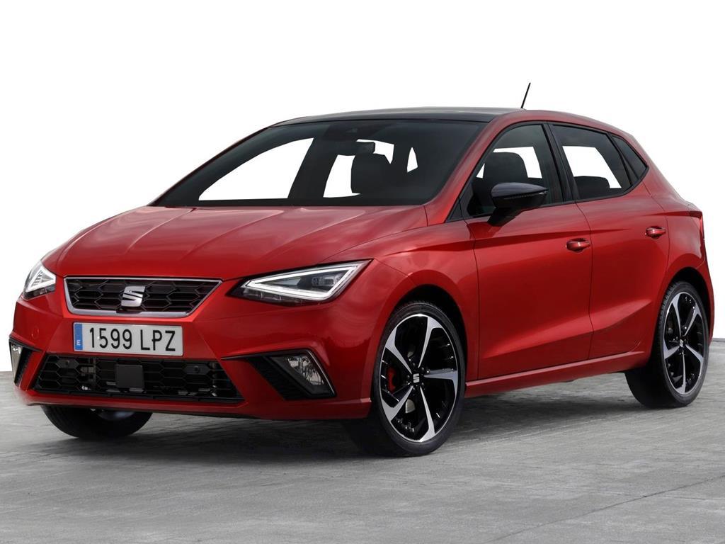 Foto SEAT Ibiza 1.6L Reference nuevo color A eleccion precio $284,900