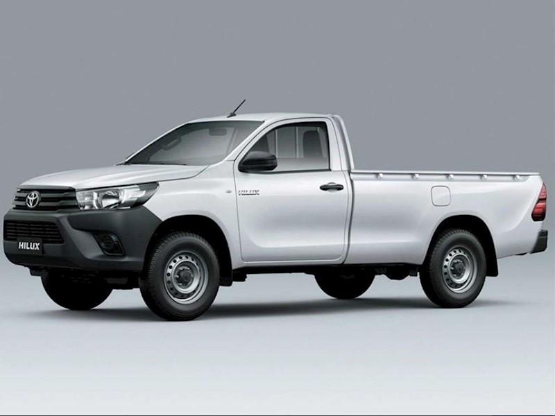 Foto Toyota Hilux 2.4L DX CS 4x4  nuevo precio $21.990.000