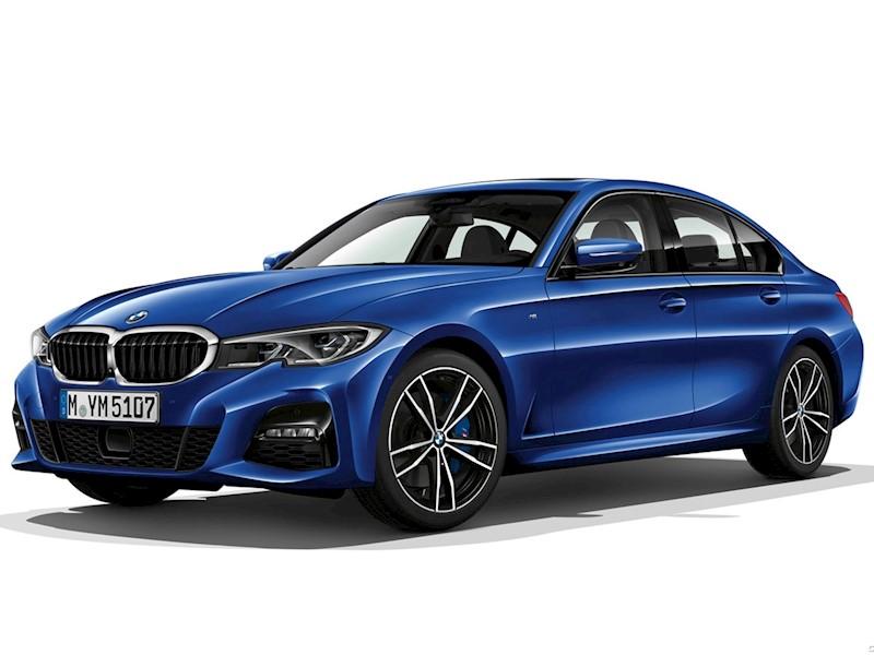 Foto BMW Serie 3 330i SportLine Aut nuevo color A eleccion precio u$s86.900
