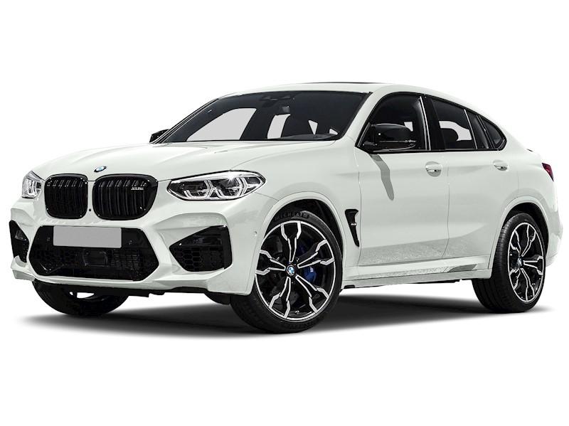 Foto BMW X4 M Competition nuevo color A eleccion precio $409.900.000