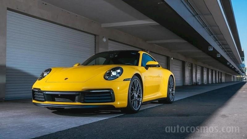 foto Porsche 911 Carrera