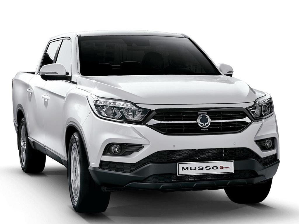 Foto SsangYong Musso Grand 2.2L LX 2WD nuevo precio $17.838.100