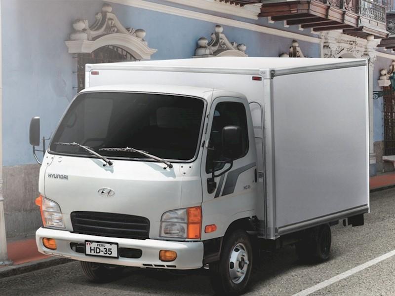 Hyundai HD35