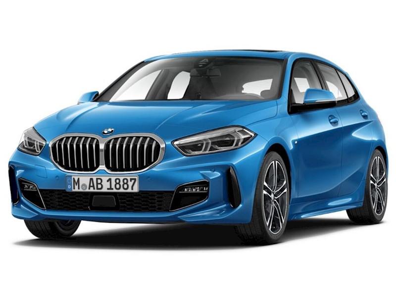 Foto BMW Serie 1 118i Sport Line R17  nuevo color A eleccion precio $125.900.000