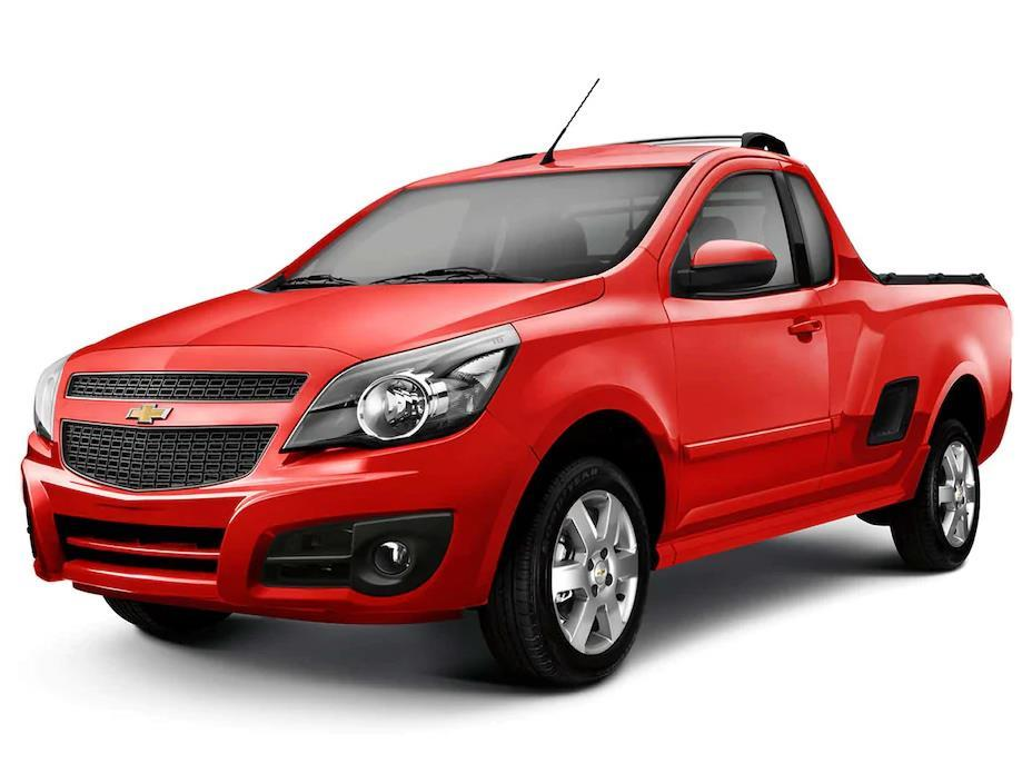 Foto Chevrolet Tornado LS nuevo precio $252,200