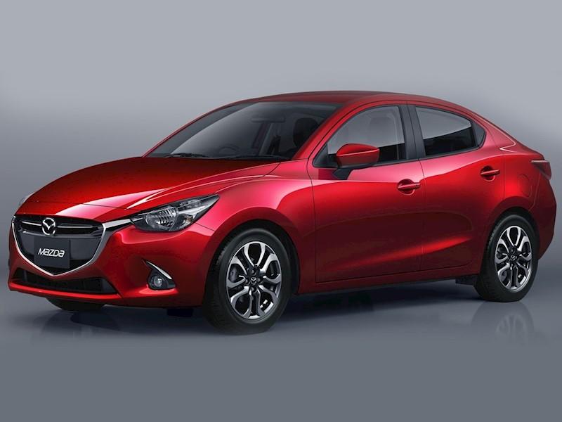 foto Mazda 2 Sedán Touring Aut