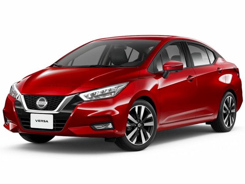 Foto Nissan Versa Advance  nuevo color A eleccion precio $61.990.000