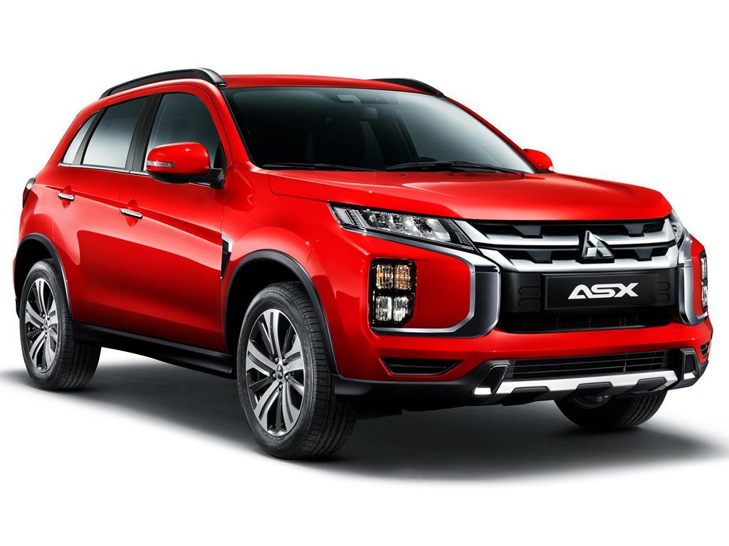 foto Mitsubishi ASX 2.0L 4x2 Aut    nuevo color Plata Metálico precio $119.900.000