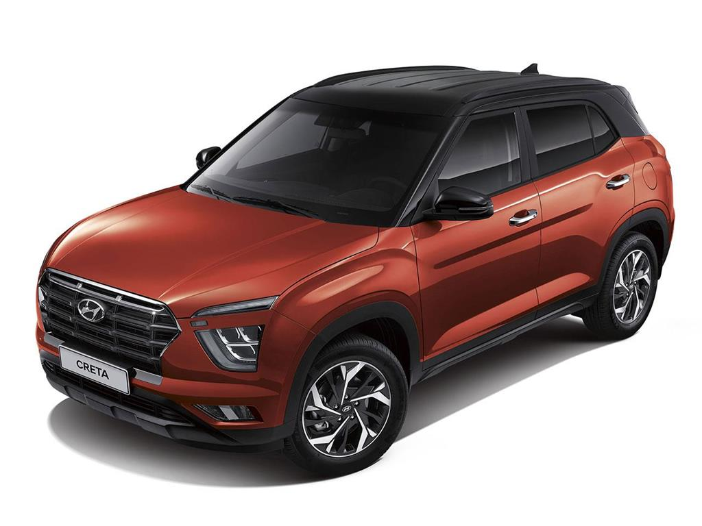 foto Hyundai Creta GLS IVT nuevo color A elección precio $370,000
