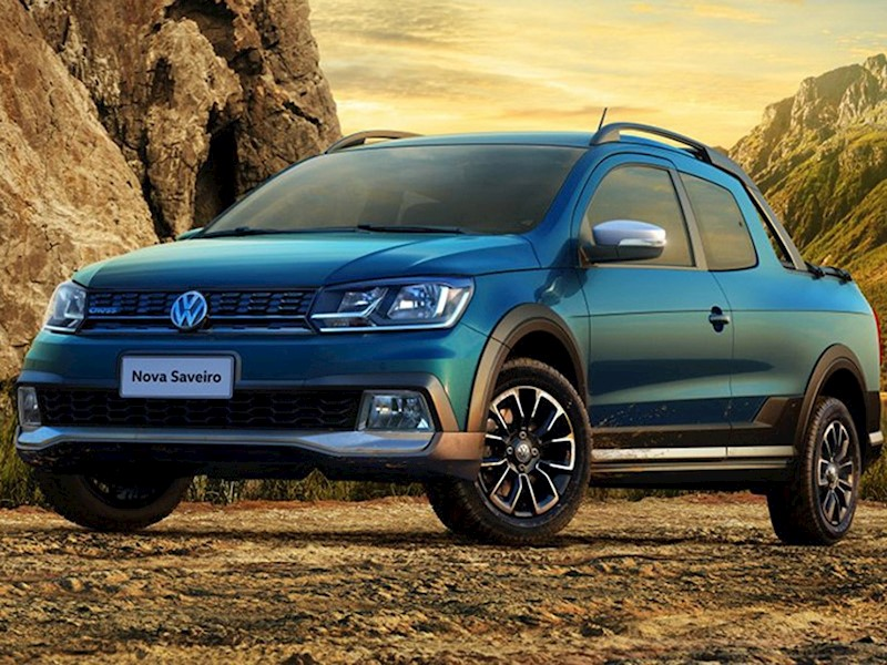 foto Volkswagen Saveiro Cross 1.6L