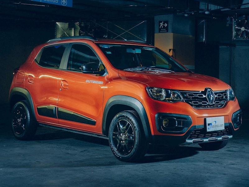 foto Renault Kwid Intens nuevo color A elección precio $168,900