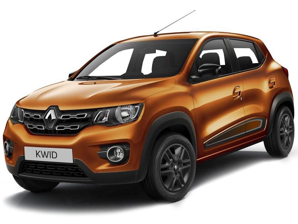 foto Renault Kwid Bitono nuevo color A elección precio $209,000