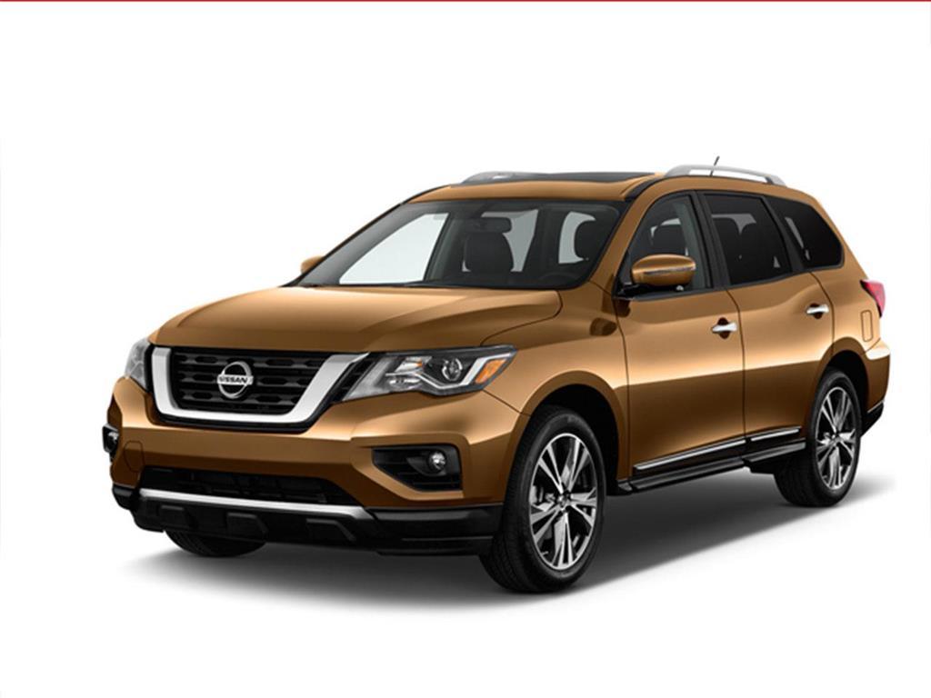Foto Nissan Pathfinder 3.5L Sense Aut  nuevo color A eleccion precio u$s37,090