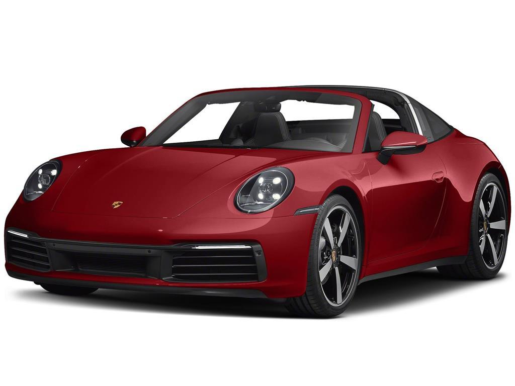 Foto Porsche 911 Carrera Targa 4S  nuevo color A eleccion precio $2,678,000