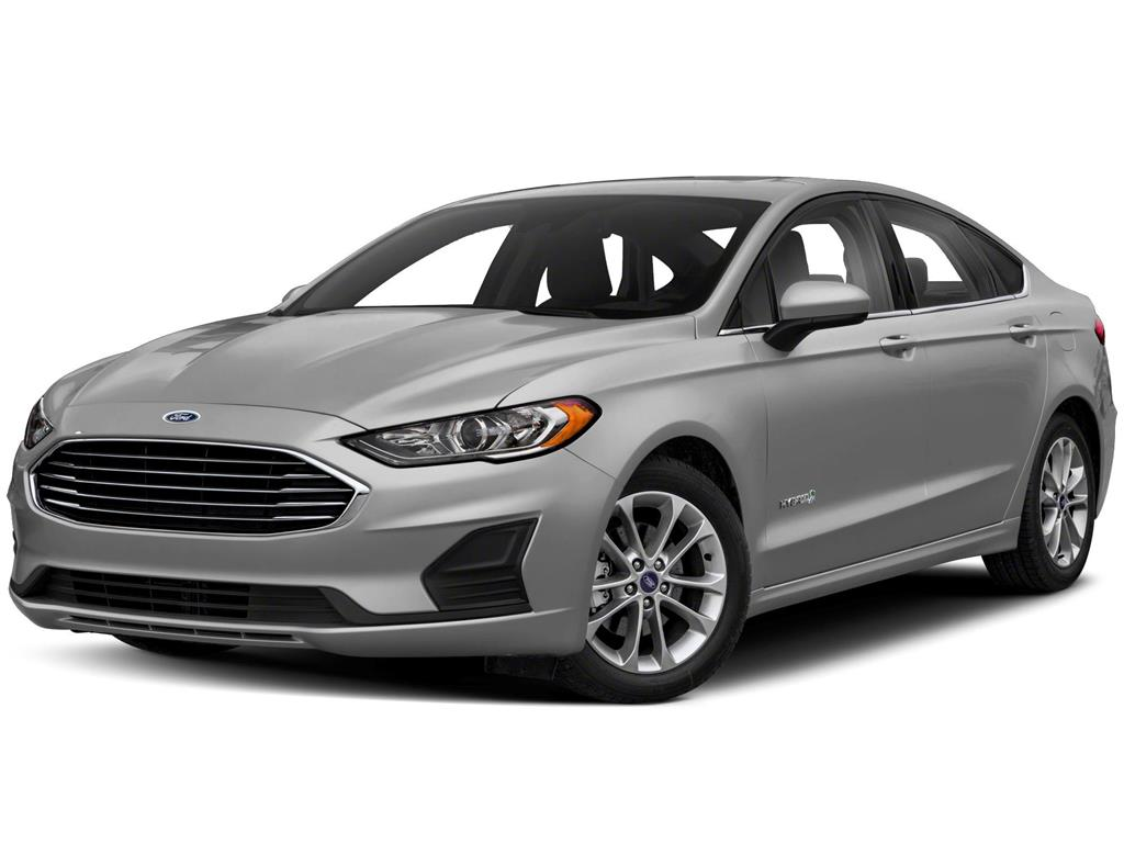 Foto Ford Fusion SEL Hibrido nuevo color Blanco Platinado precio $668,900