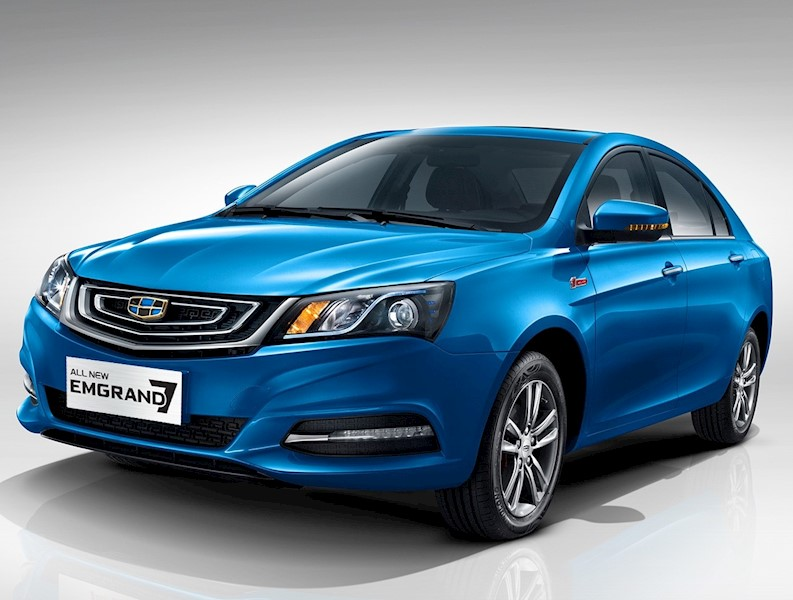 foto Geely Emgrand 7