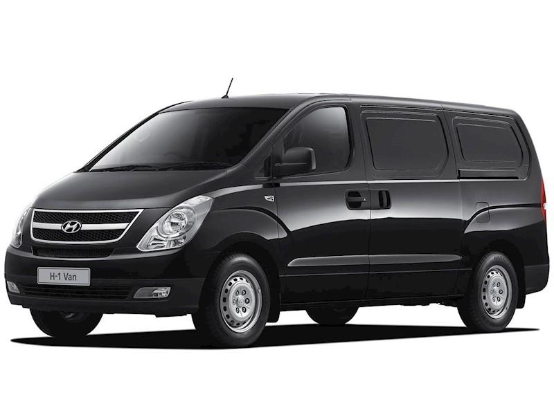 Foto Hyundai H1 Van 2.5L GL TDI 3 Pas nuevo color A eleccion precio u$s23,990
