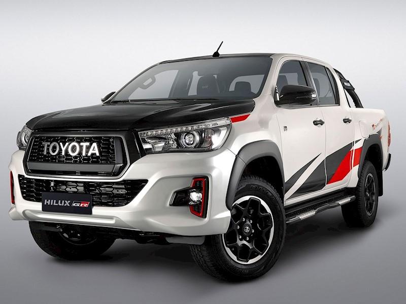 Foto Toyota Hilux GR Sport 4x4 2.8 TDi nuevo color A eleccion precio $4.910.600