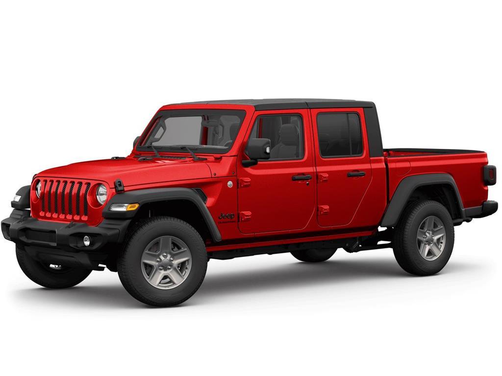 Foto Jeep Gladiator 3.6L Sport Aut  nuevo precio $41.638.100